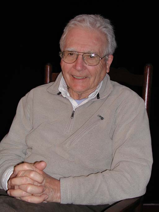 James Lovelock photo